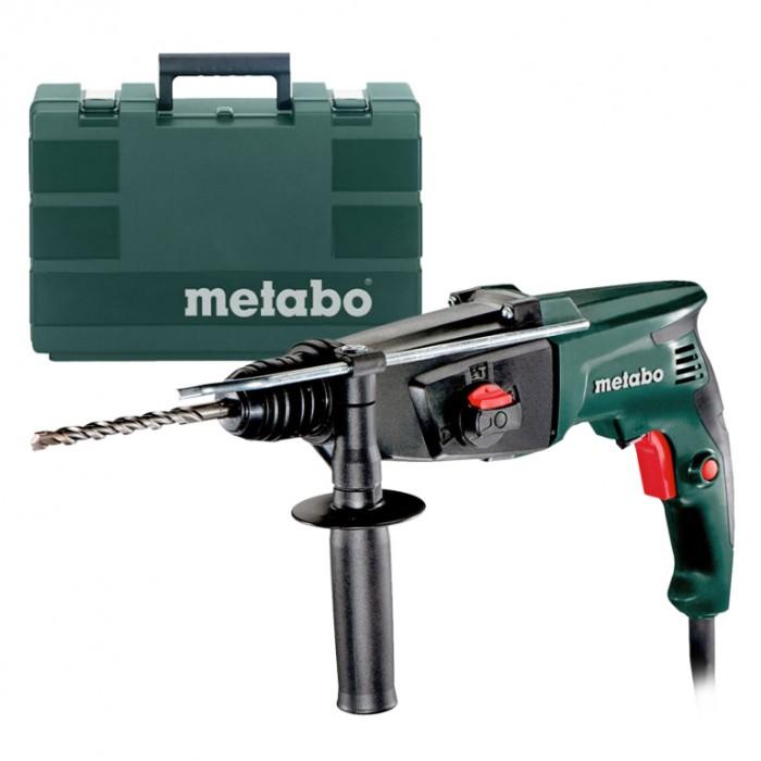 Перфоратор електрически SDS-plus, 800 W, Metabo KHE 2444