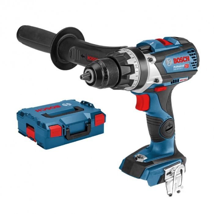 Винтоверт акумулаторен безчетков 18 V, 110 Nm, 1.5-13 мм, Bosch GSR 18V-110 C