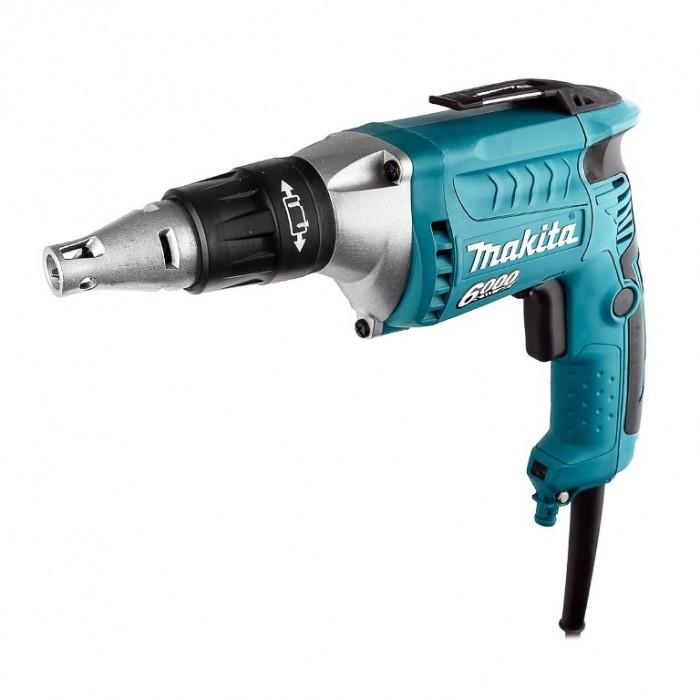 Винтоверт електрически 570 W, 0-6000 об./мин, 11 Nm, Makita FS6300R