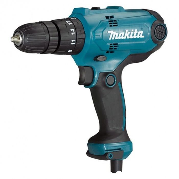 Винтоверт електрически ударен 320 W, 56 Nm, 1-10 мм, Makita HP0300