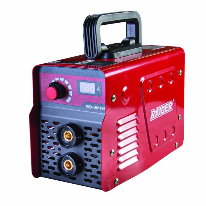 Инверторен електрожен 120A Raider RD-IW160
