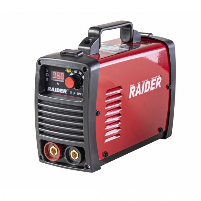 Инверторен електрожен 160A Raider RD-IW180