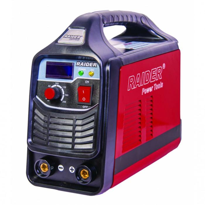 Инверторен електрожен 200A Raider RD-IW20