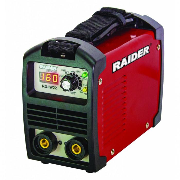 Инверторен електрожен 160A Raider RD-IW22