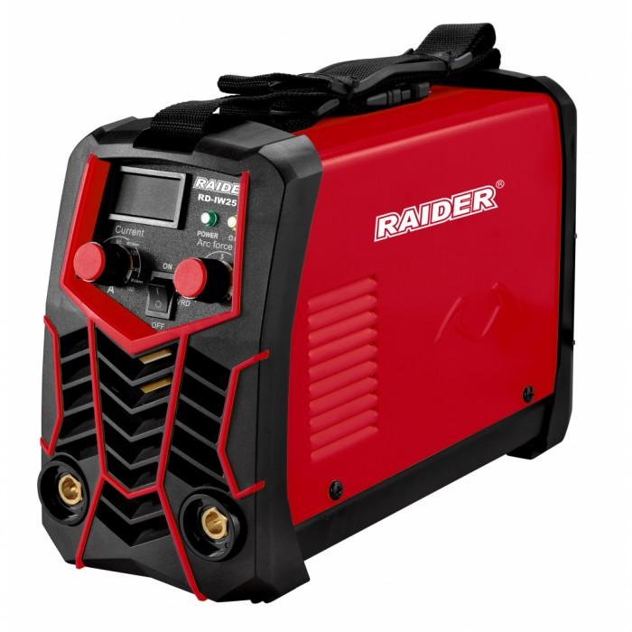 Инверторен електрожен 160A Raider RD-IW25
