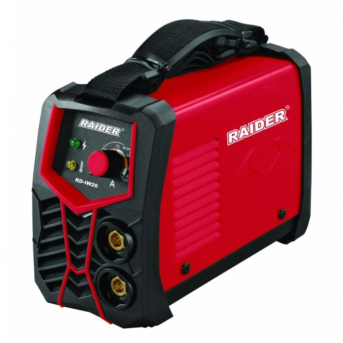 Инверторен електрожен 120A Raider RD-IW26