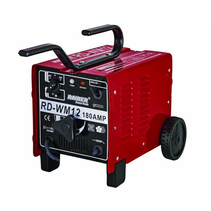 Електрожен 180A Raider RD-WM12
