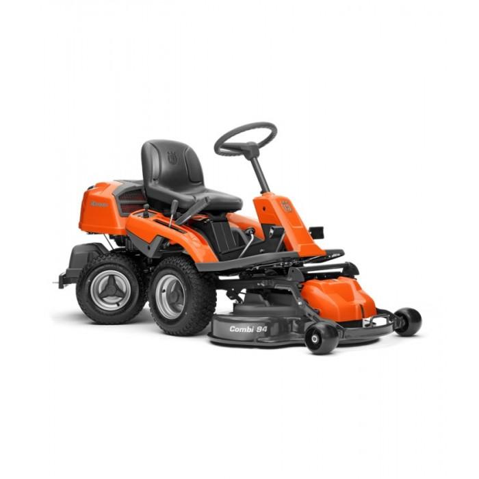 Градински трактор-райдер HUSQVARNA R 216 AWD