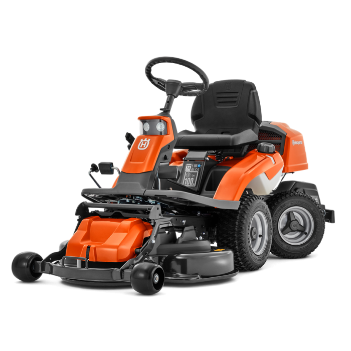 Градиснки трактор-райдер HUSQVARNA R 216