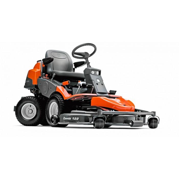 Градински трактор-райдер HUSQVARNA R 422Ts AWD