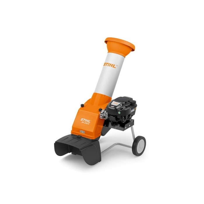 STIHL GH 370 S Мощна бензинова дробилка за надробяване на клони