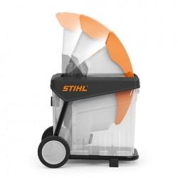 STIHL GHE 140 L Компактна тиха електрическа дробилка за средно дебели клони