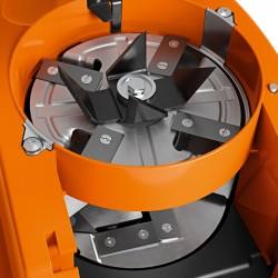 STIHL GHE 250 S Мощна електрическа дробилка за клони