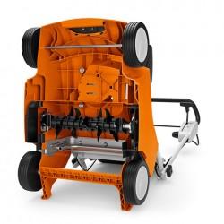 STIHL RLE 240 Компактен електрически аератор с проветряващ валяк