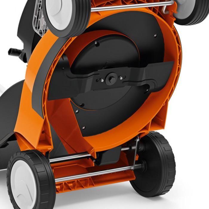STIHL RM 248 T Компактна бензинова косачка с 1-скоростен колесен механизъм