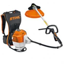 STIHL FR 410 C-E Носена на гръб моторна коса (2,0 kW) с STIHL ErgoStart
