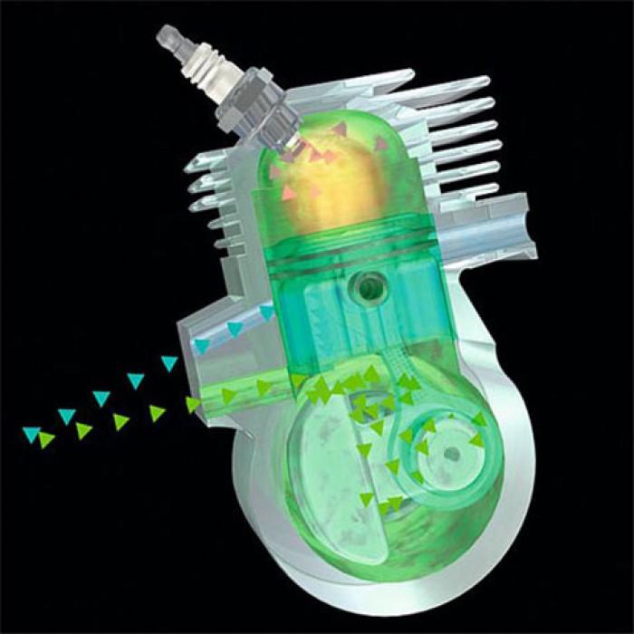 """STIHL FS 94 C-E Комфортна моторна коса (0,9 kW) с лостова ръкохватка и """"ECOSPEED"""""""