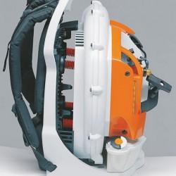STIHL BR 430 мощен професионален уред за обдухване за комфортна работа