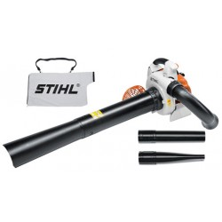 STIHL SH 86 Мощен уред за засмукване и раздробяване