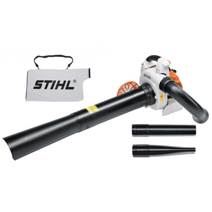 Духалка за листа за засмукване и раздробяване STIHL SH 86