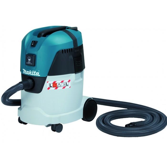Прахосмукачка електрическа за сухо и мокро почистване 1000 W, 3600 л/мин, Makita VC2512L
