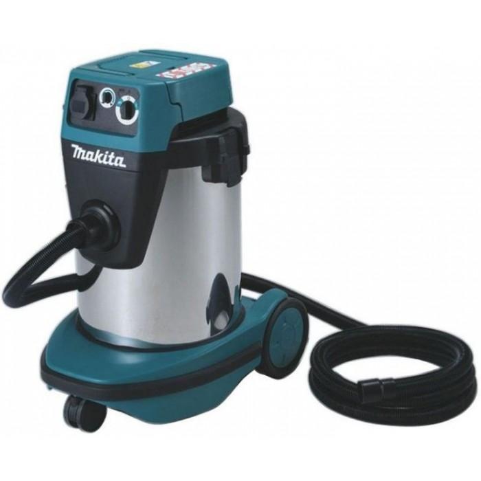 Прахосмукачка електрическа за сухо и мокро почистване Makita VC3210L
