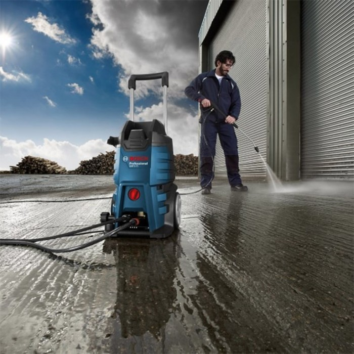 Водоструйка електрическа професионална 2200 W, 130 bar, 500 л/ч, Bosch GHP 5-55