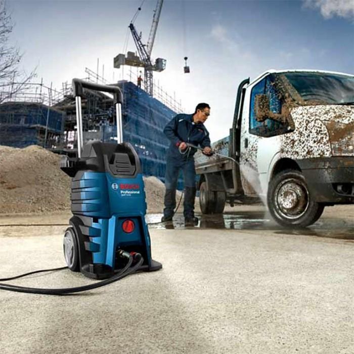 Водоструйка електрическа професионална 2400 W, 160 bar, 520 л/ч, Bosch GHP 5-65