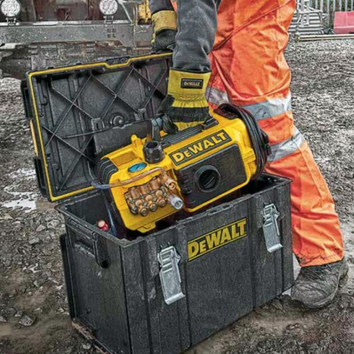 Водоструйка електрическа професионална 2900 W, 180 bar, 510 л/ч, DeWALT DXPW002CE KART