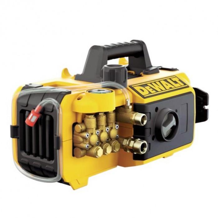 Водоструйка електрическа професионална 2900 W, 150 bar, 630 л/ч, DeWALT DXPW003CE