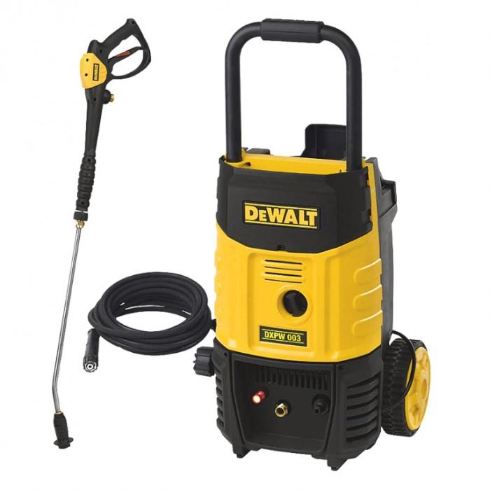 Водоструйка електрическа професионална 2900 W, 160 bar, 630 л/ч, DeWALT DXPW003E