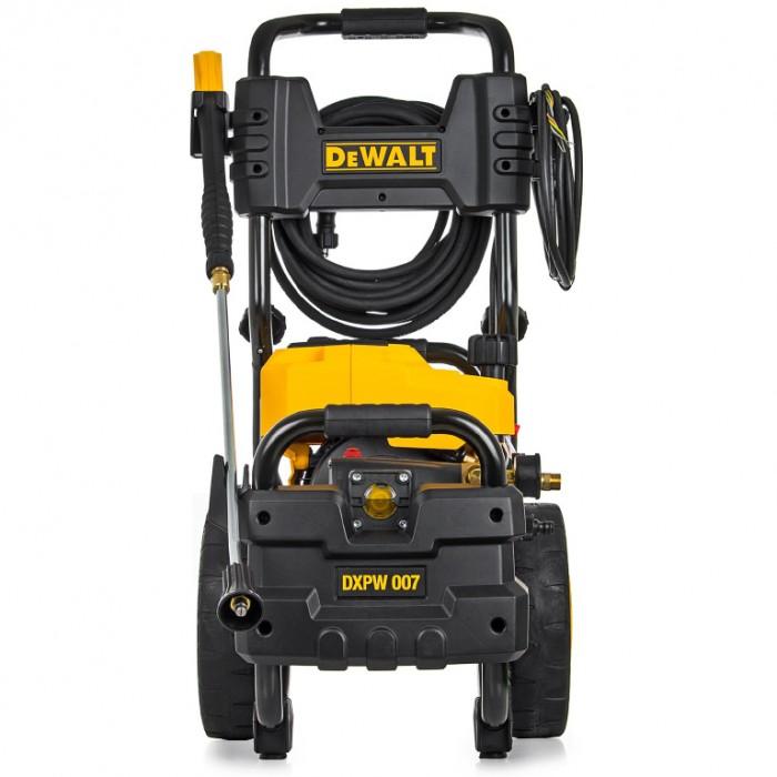 Водоструйка електрическа професионална 7400 W, 230 bar, 840 л/ч, DeWALT DXPW007E