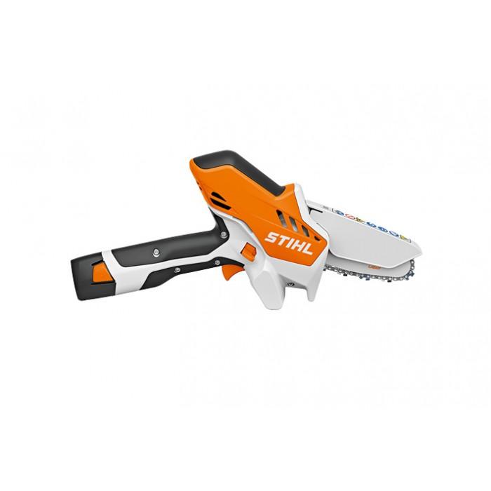 Акумулаторна резачка за клони STIHL GTA 26, комплект с батерия AS 2 и зарядно AL 1