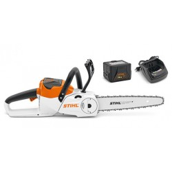 STIHL MSA 120 C-BQ с батерия AK 20 и зарядно AL 101