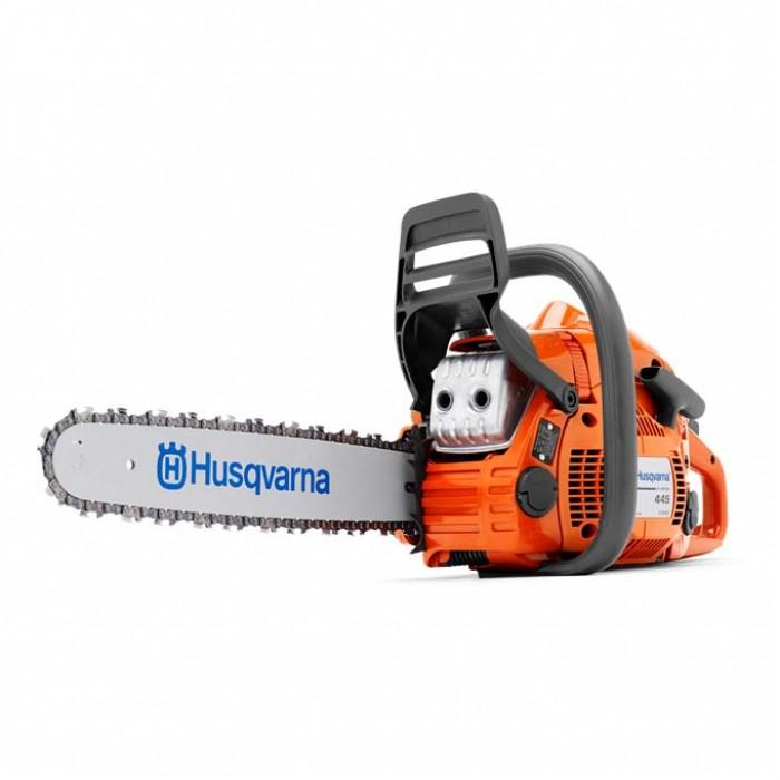 Бензинова резачка за дърва HUSQVARNA 445 II e-series