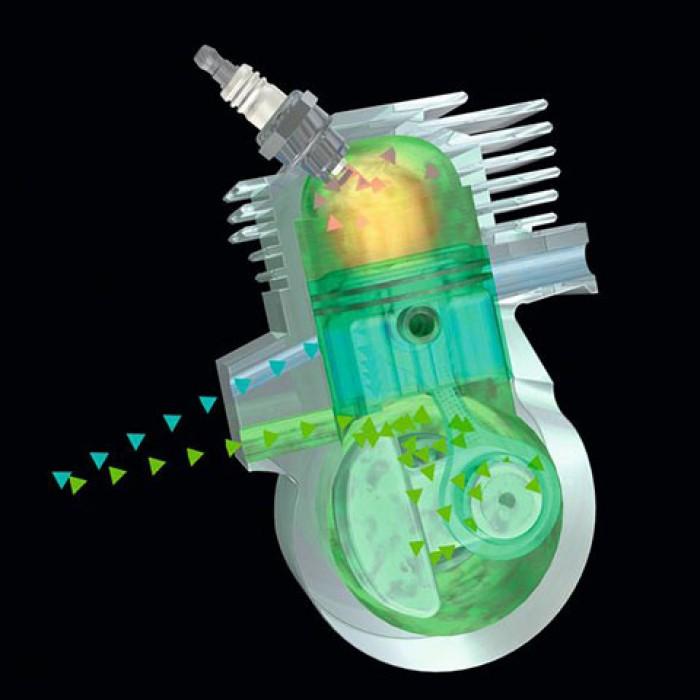Модерен, лек бензинов трион (1,5 kW) STIHL MS 181